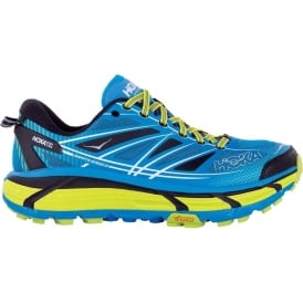Hoka Mafate Speed 2 Cyan/Acid Flash Mens
