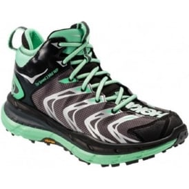 Hoka Tor Speed 2 Mid WP Dark Shadow/Mint Green Womens