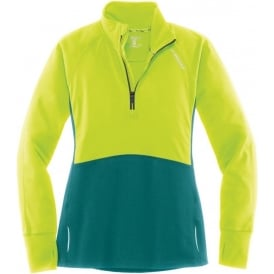 Brooks Dash 1/2 Zip Nightlife/Ultra Blue Womens