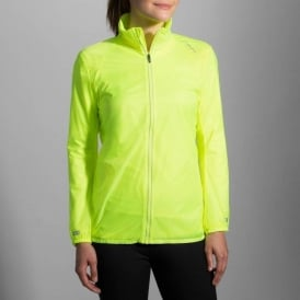 Brooks LSD Jacket Nightlife/Ultra Blue Womens