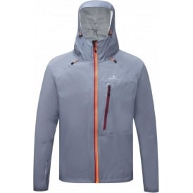 Ronhill Trail Torrent Jacket Granite/Maroon Mens