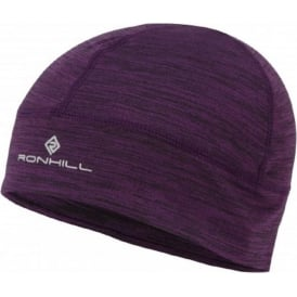 Ronhill Victory Beanie Elderberry Marl