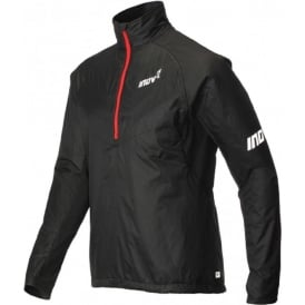 Inov8 AT/C Thermoshell Half Zip Black/Red Mens