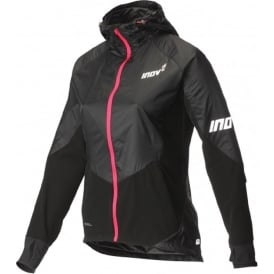 Inov8 AT/C Softshell Pro Full Zip Black/Pink Womens