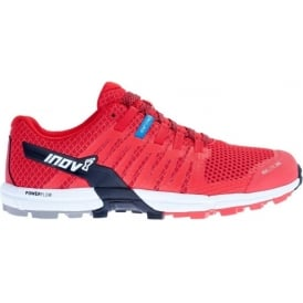 Inov8 Roclite 290 Trail Running Shoes Mens Red/White