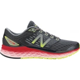 New Balance 1080 V6 Black/Red (4E- Extra Wide) Mens