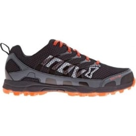 Inov8 Roclite 280 Mens STANDARD FIT Trail Running Shoes Black/Orange