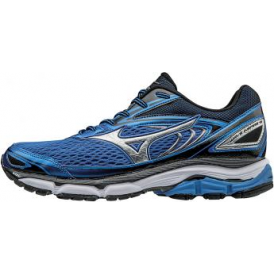 Mizuno Wave Inspire 13 Blue/Silver/Black Mens