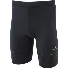 Ronhill Men's Infinity Cargo Stretch Short All Black