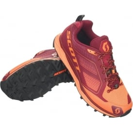 Scott Kinabalu Supertrac Womens Off-Road Running Shoes Orange