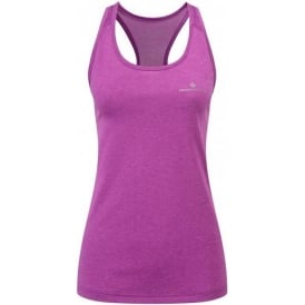 Ronhill Women's Everyday Vest Pink Thistle Marl
