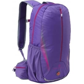 Ronhill Commuter 15L Pack Running Bag Purple Thistle