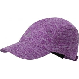 Ronhill Victory Running Cap Womens Thistle Purple Marl