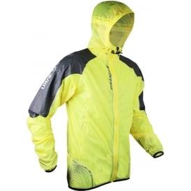 Raidlight Ultralight MP+ Mens Running Jacket Yellow