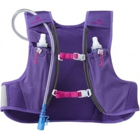 Ronhill Pioneer 8L Running Vest Purple & Fuschia