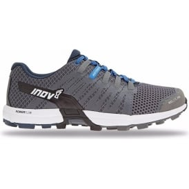 Inov8 Roclite 290 Mens Trail Running Shoes Grey/White/Blue