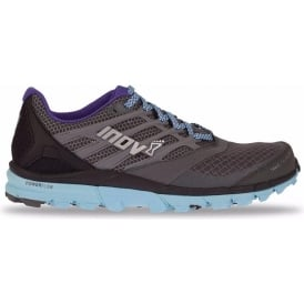 Inov8 TrailTalon 275 Womens STANDARD FIT Trail Running Shoes Grey/Blue/Purple