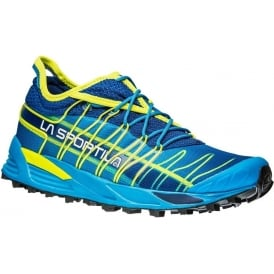 La Sportiva Mutant UNISEX Off Road Running Shoes Blue/Sulphur