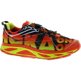 Hoka Huaka Orange Mens