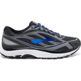 Dyad 9 Mens 4E (EXTRA WIDE WIDTH) Road Running Shoes Asphalt/Electric Brooks Blue/Black