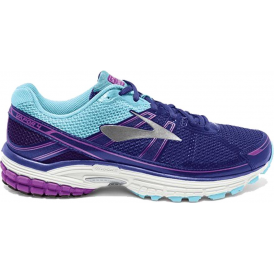 Brooks Vapor 4 Womens B (STANDARD WITH) Road Running Shoes Clematis Blue/Violet Indigo/Purple Cactus Flower