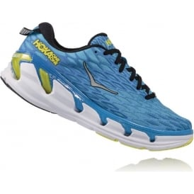 Hoka Vanquish 2 Mens Road Running Shoes Blue