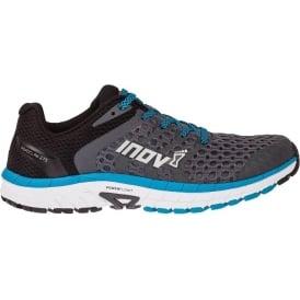 Inov8 Roadclaw 275 V2 Mens STANDARD FIT Road Running Shoes Grey/Black/Blue