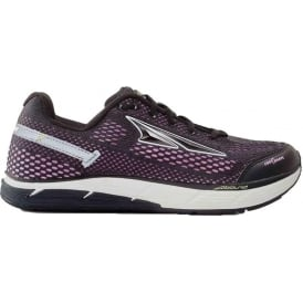 Altra Intuition 4.0 Purple/Black Womens Zero Drop Road Running Shoes