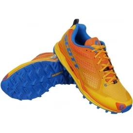 Scott Kinabalu Supertrac Mens Off-Road Running Shoes Yellow/Orange