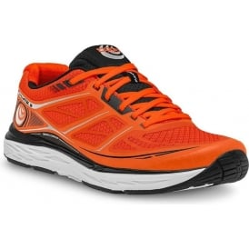 Topo Fli-Lyte 2 Mens Low Drop & Wide Toe Box Road Running Shoes Orange/Black