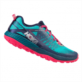 Hoka Speed Instinct 2 Womens Trail Running Shoes Peacoat/Ceramic