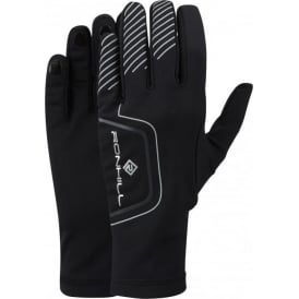 Ronhill Running Gloves All Black