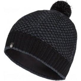 Ronhill Bobble Hat Black/Charcoal