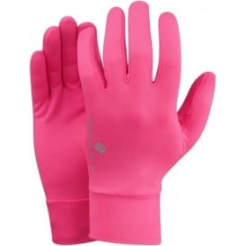 Ronhill Classic Running Gloves Fluo Pink