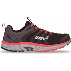 Inov8 Parkclaw 275 GTX Womens STANDARD FIT Trail Running Shoes Black/Grey/Red
