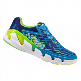 Hoka Vanquish 3 Mens Road Running Shoes Blue Aster/Blueprint