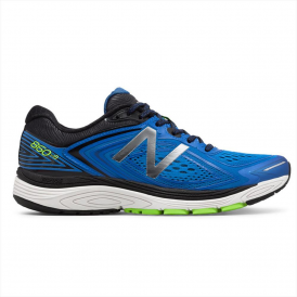 New Balance 860 v8 Mens 4E EXTRA WIDE Road Running Shoes Blue