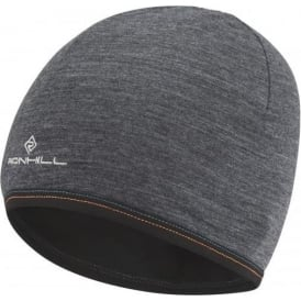 Ronhill Merino Running Hat Grey Marl/Black