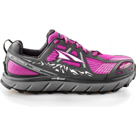 Altra Lone Peak 3.5 Womens Zero Drop Trail Running Shoes Purple