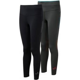 Ronhill Stride Stretch Womens Running Tights Black or Grey