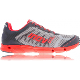 Inov8 Road-X-Treme 250 UNISEX STANDARD FIT Road Running Shoes Grey/Black/Red