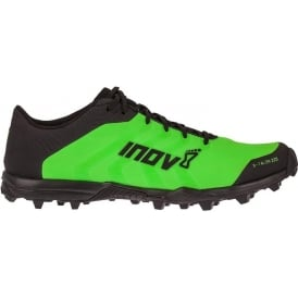 Inov8 X-Talon 225 UNISEX PRECISION FIT Fell Running Shoes Green/Black