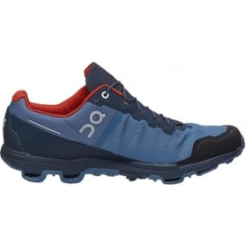 ON Cloudventure Mens Trail Running Shoes Fjord/Navy