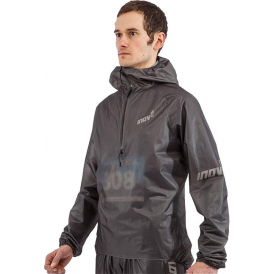 Inov8 Race Ultrashell HZ U Unisex Waterproof Jacket Black