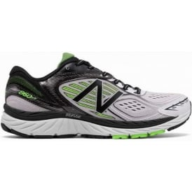 New Balance 860 V7 White/Black Mens 4E WIDTH (EXTRA WIDE) Road Running Shoes
