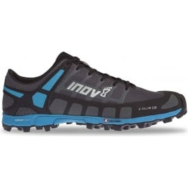 Inov8 X-Talon 230 Mens PRECISION FIT Fell Running Shoes Grey/Blue