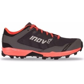 Inov8 X-Claw 275 Womens STANDARD FIT Trail Running Shoes Grey/Coral