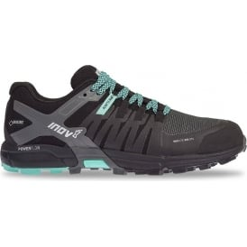 Inov8 Roclite 315 GTX Womens Trail Running Shoes Black/Teal