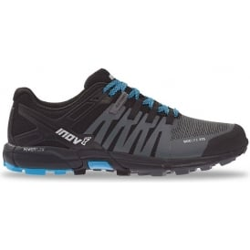Inov8 Roclite 315 Mens Trail Running Shoes Grey/Black/Blue