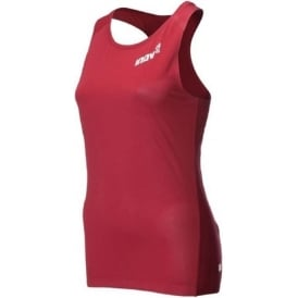 Inov8 AT/C Singlet Dark Red Womens